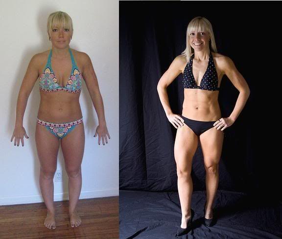 Brazilian bikini body diet plan
