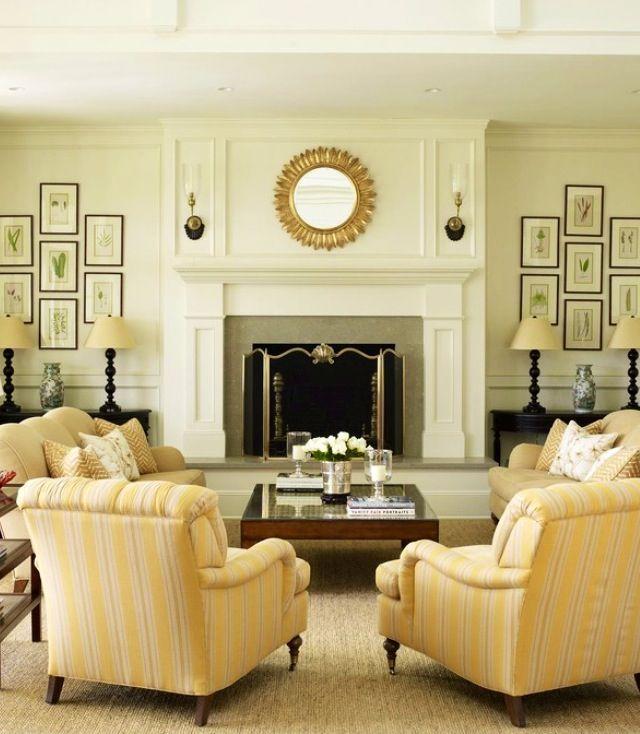 Formal Living Room Furniture Ideas: Balance In Interior Design