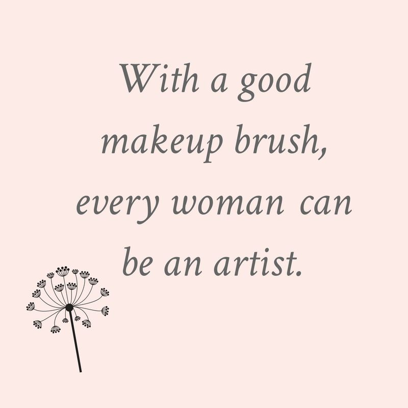 Quotes On Beauty Gorgeous Makeup Brushes 101  Pinterest  Beauty Quotes Makeup And Avon