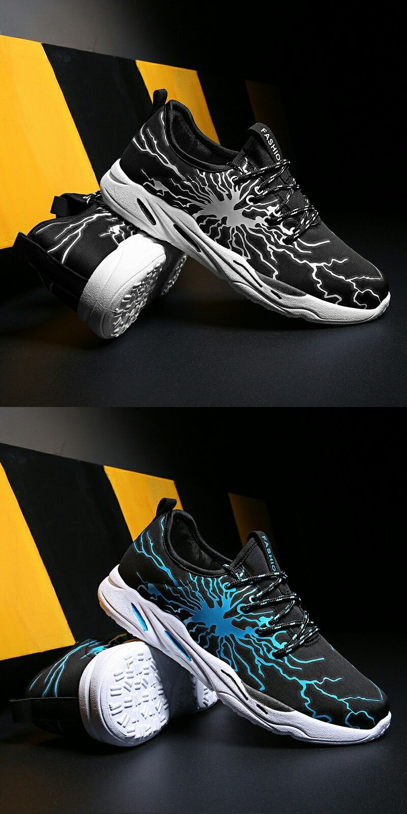 reputable site b6756 0bd91 US  22.66  Click to buy  Prikol Cool Design Lace-up Height Increasing Shoe  Comfortable Sports Outdoor Running Shoes Calcado Masculino Adulto