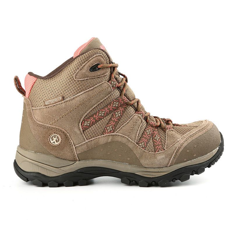 Northside Womens Freemont Leather Mid Waterproof Hiking Boot