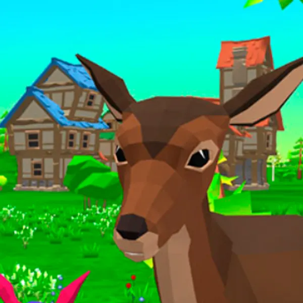 Want to play Deer Simulator? Play this game online for