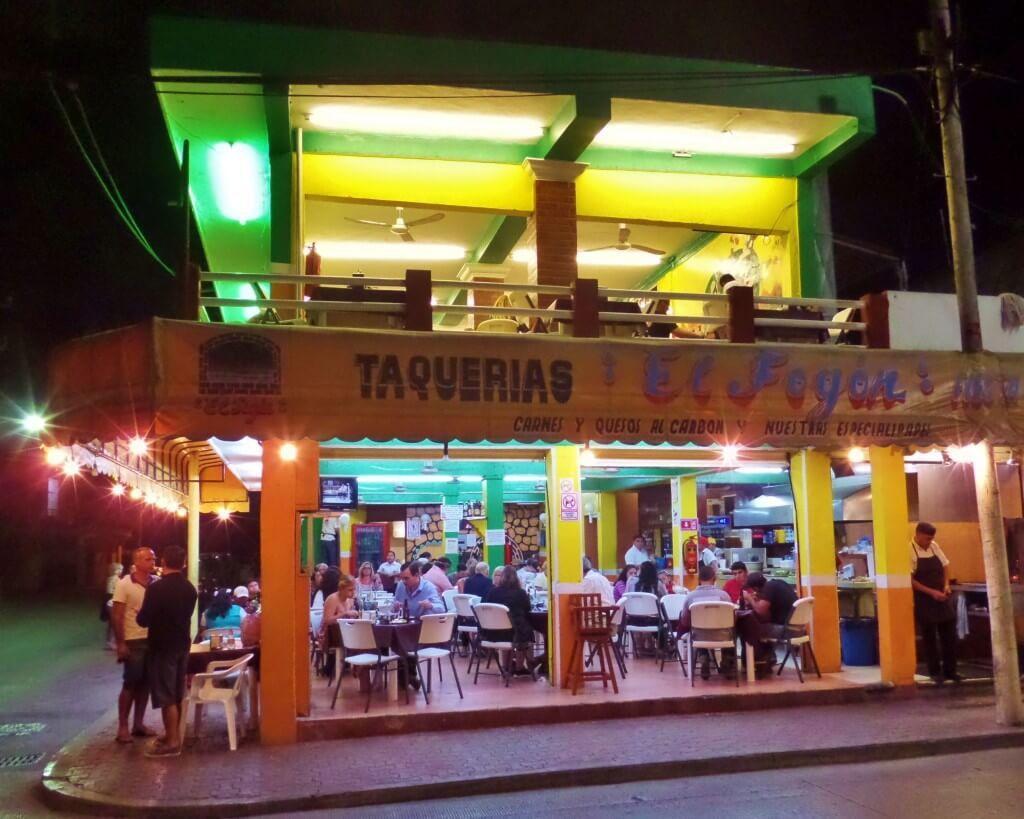 cancun mexican food restaurant