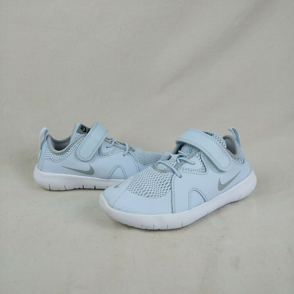 Nike Flex Contact 3 Blue White Silver