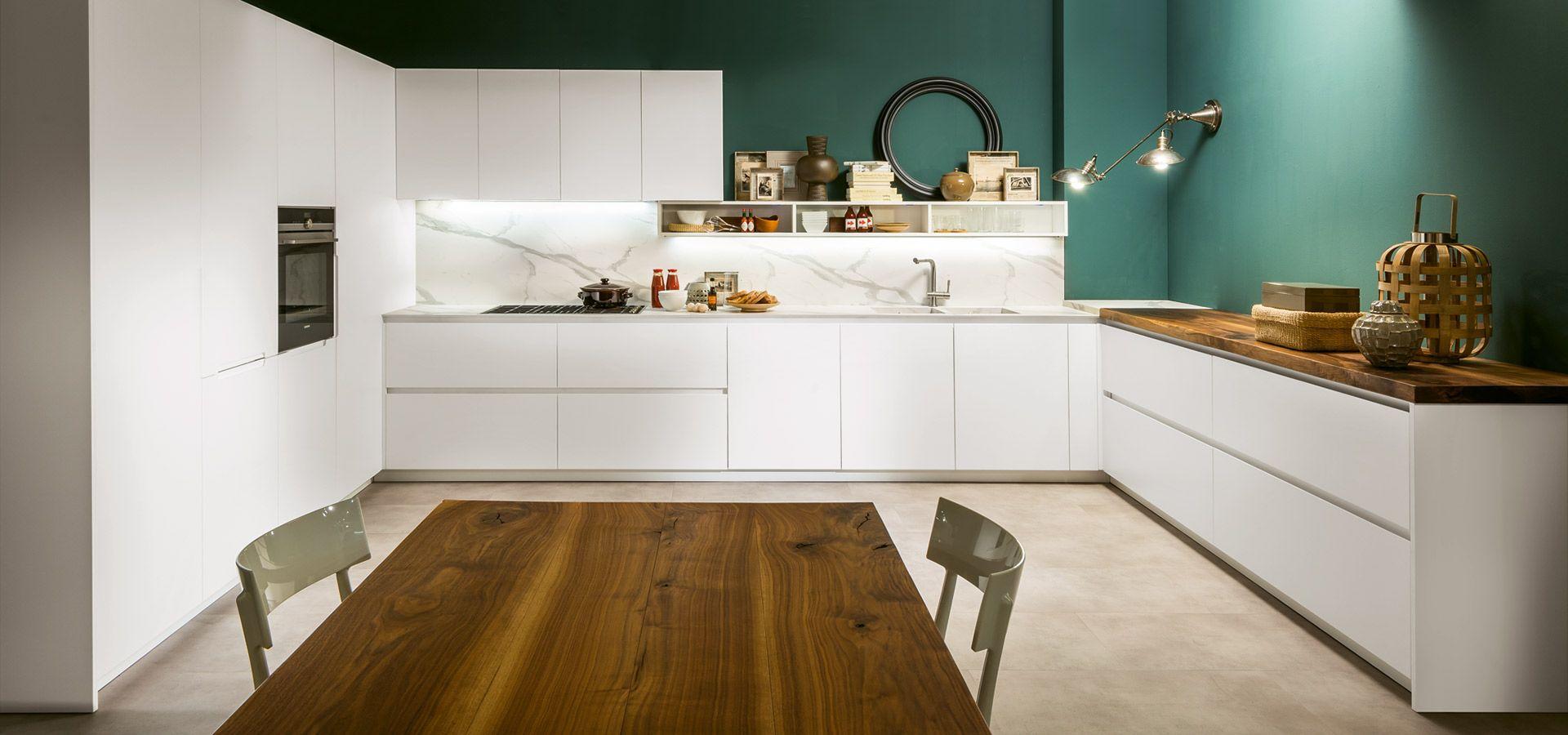 Soft Bianco + Calacatta | Cappellini Cucine | Kitchen | Pinterest ...