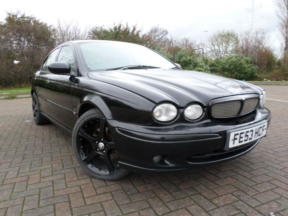 2003 53 reg jaguar x type 2 5 v6 se four wheel drive immaculate 995 no offers jaguar x type. Black Bedroom Furniture Sets. Home Design Ideas