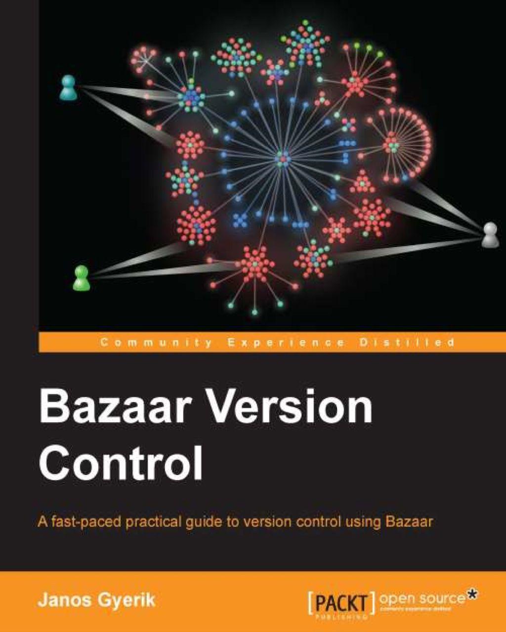 Bazaar Version Control (eBook)