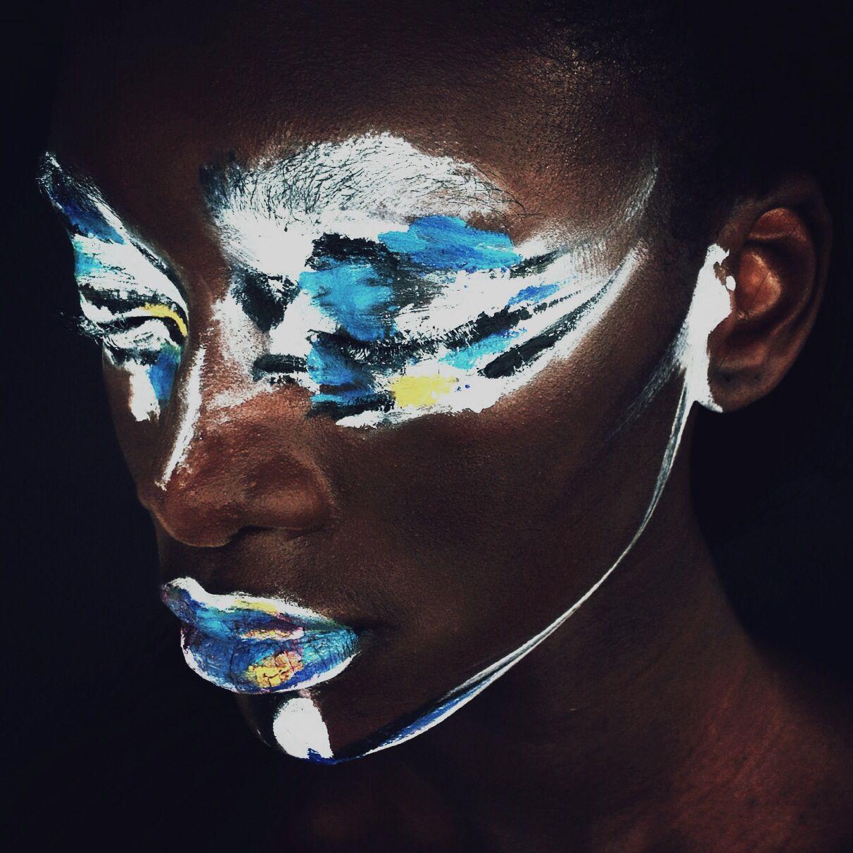 Makeup by Sophie Parrot Face painting Mac makeup art