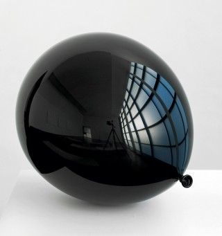 black balloon.....
