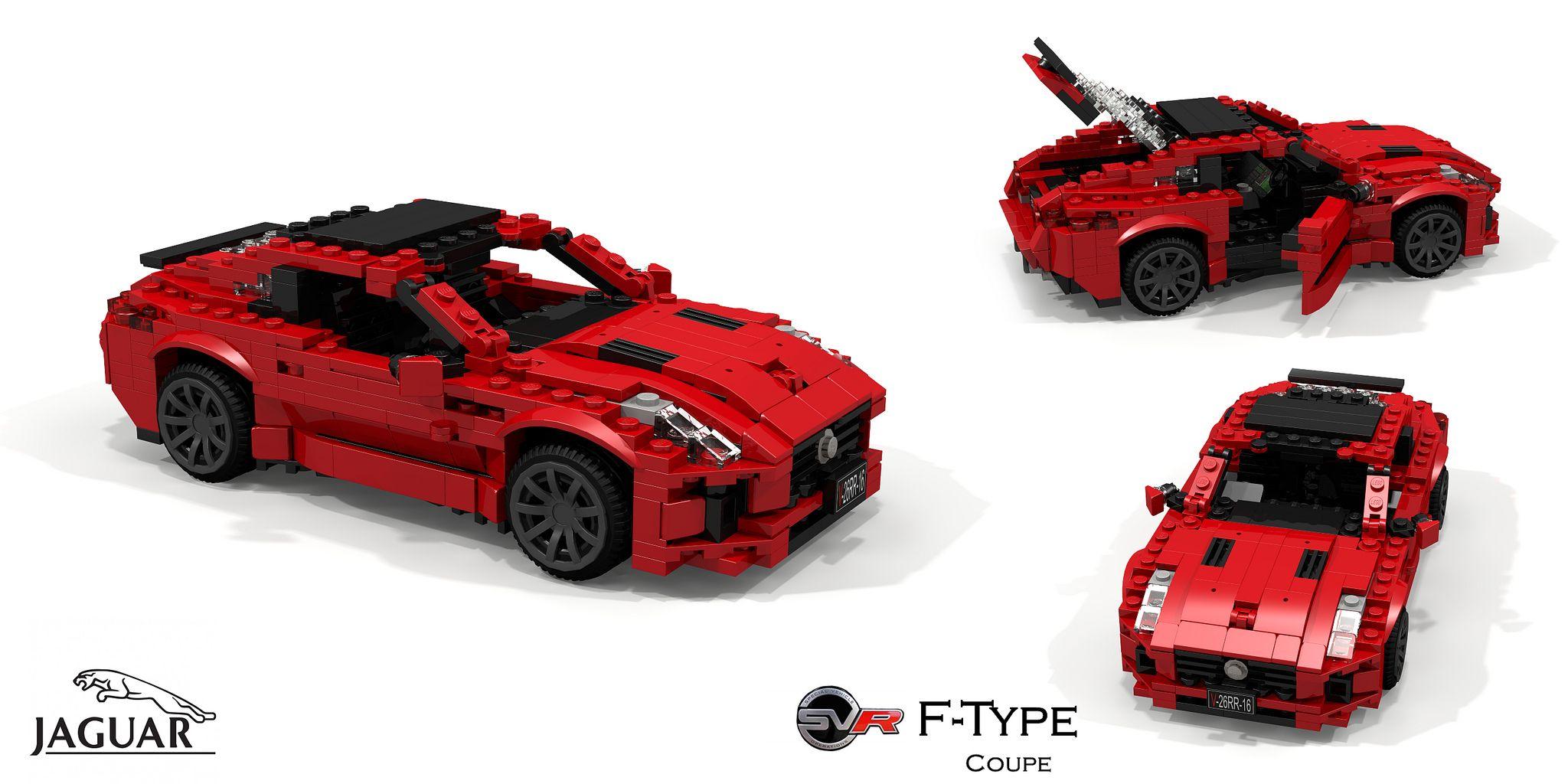 Jaguar F Type Svr Coupe Jaguar F Type Jaguar Coupe