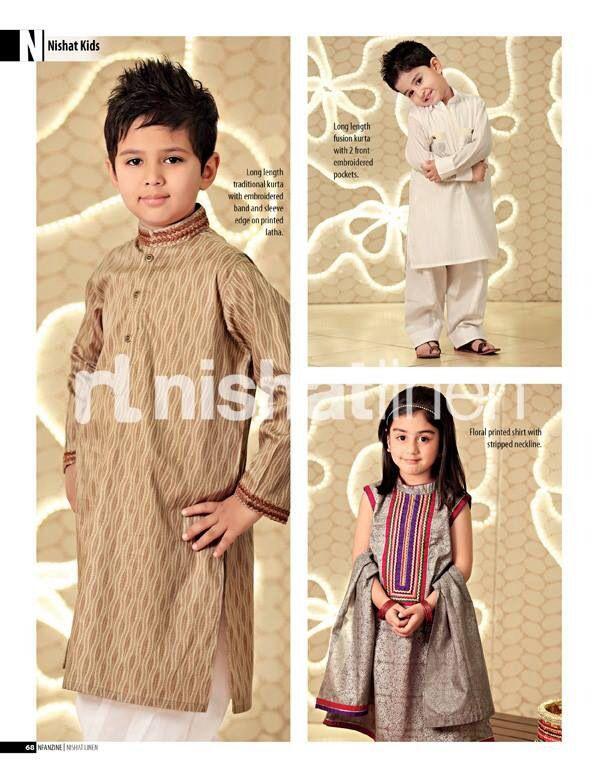 ef0f389b125 Nishat linen Girls Kurti