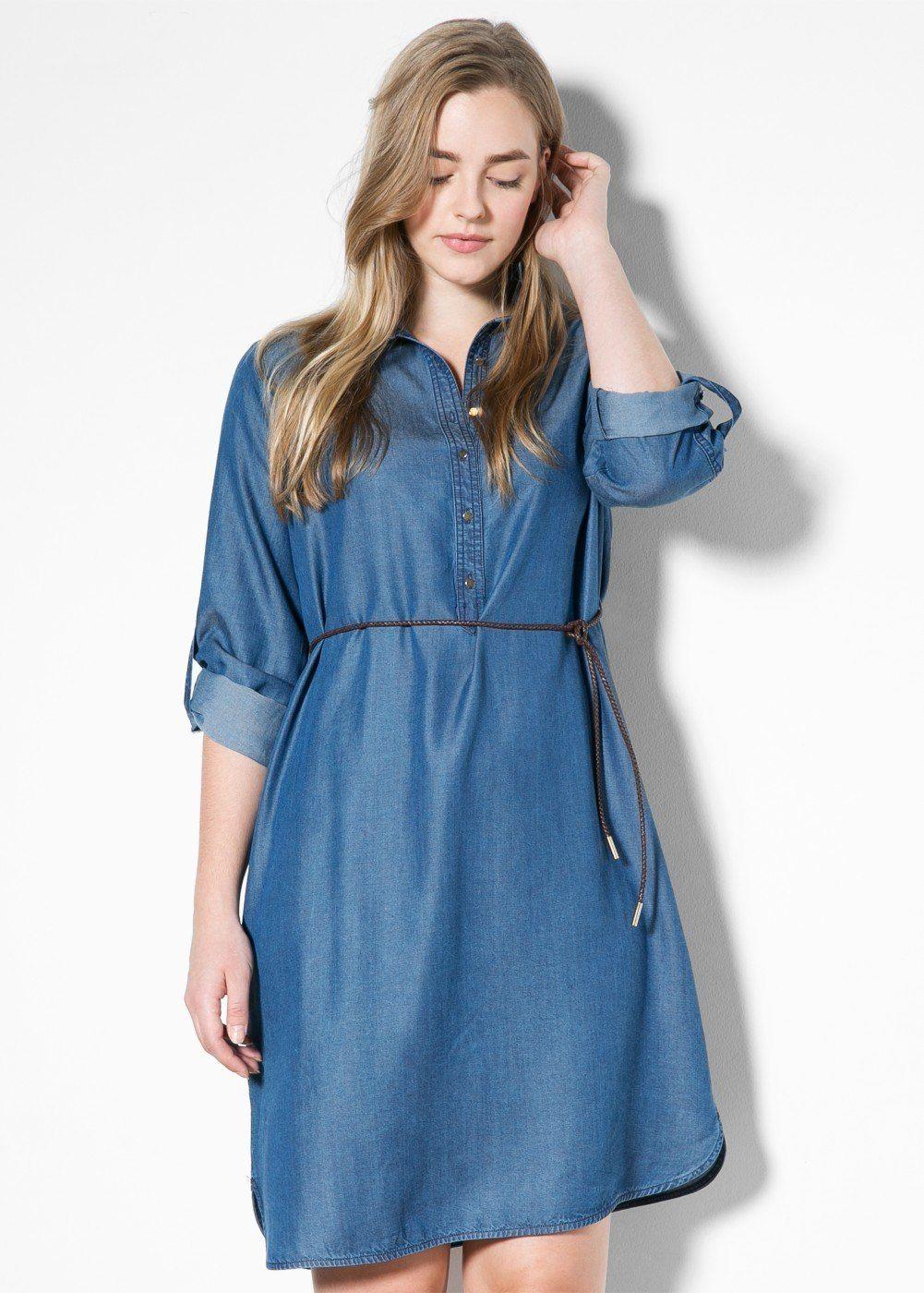 vestidos ideales para mujeres de talla grande #moda #fashion ...