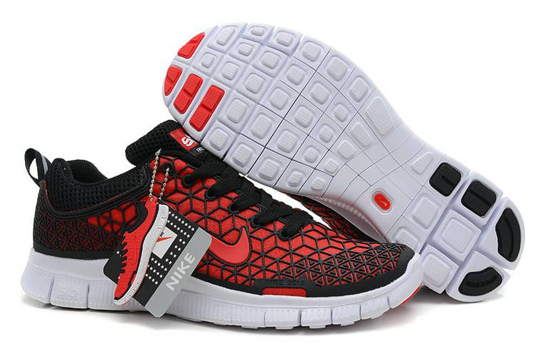 Cheap Mens Nike Free 6.0 Black Sport Red White [Nike Free 6.0 2013 Shoes 001] - $54.99 : The North Face Jackets Sale, Cheap North Face Jackets Outlet Clearance