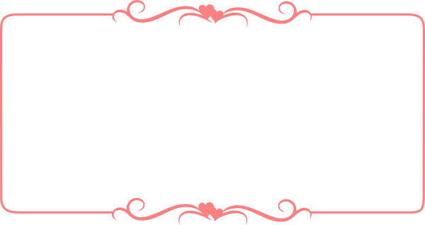 Free Frames And Borders Png Hearts Border Frame Clip Art