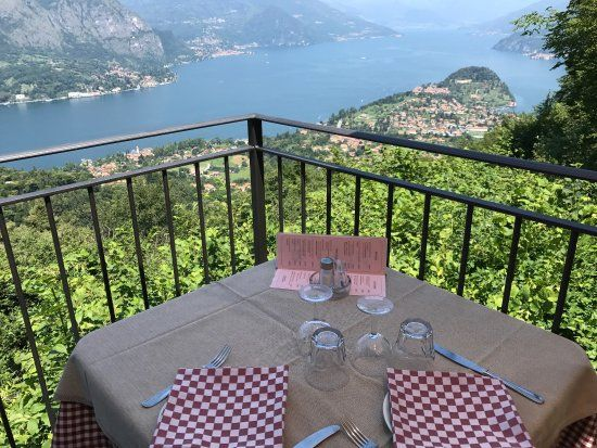 Trattoria Baita Belvedere Bellagio Restaurant Reviews
