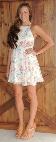 Sophia Floral Dress – Monica's Closet Essentials