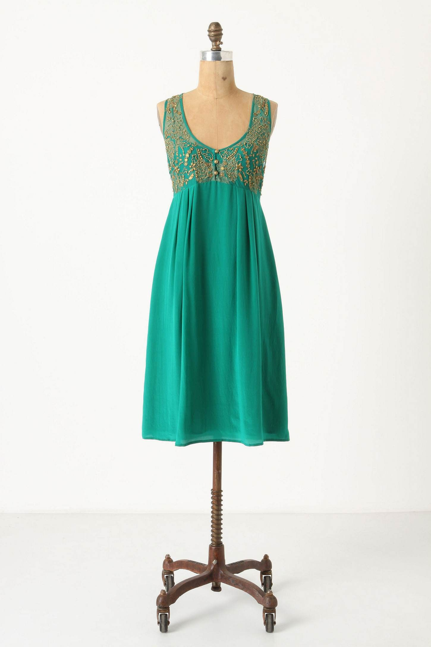 Fountain knob clothes teal and anthropology dresses