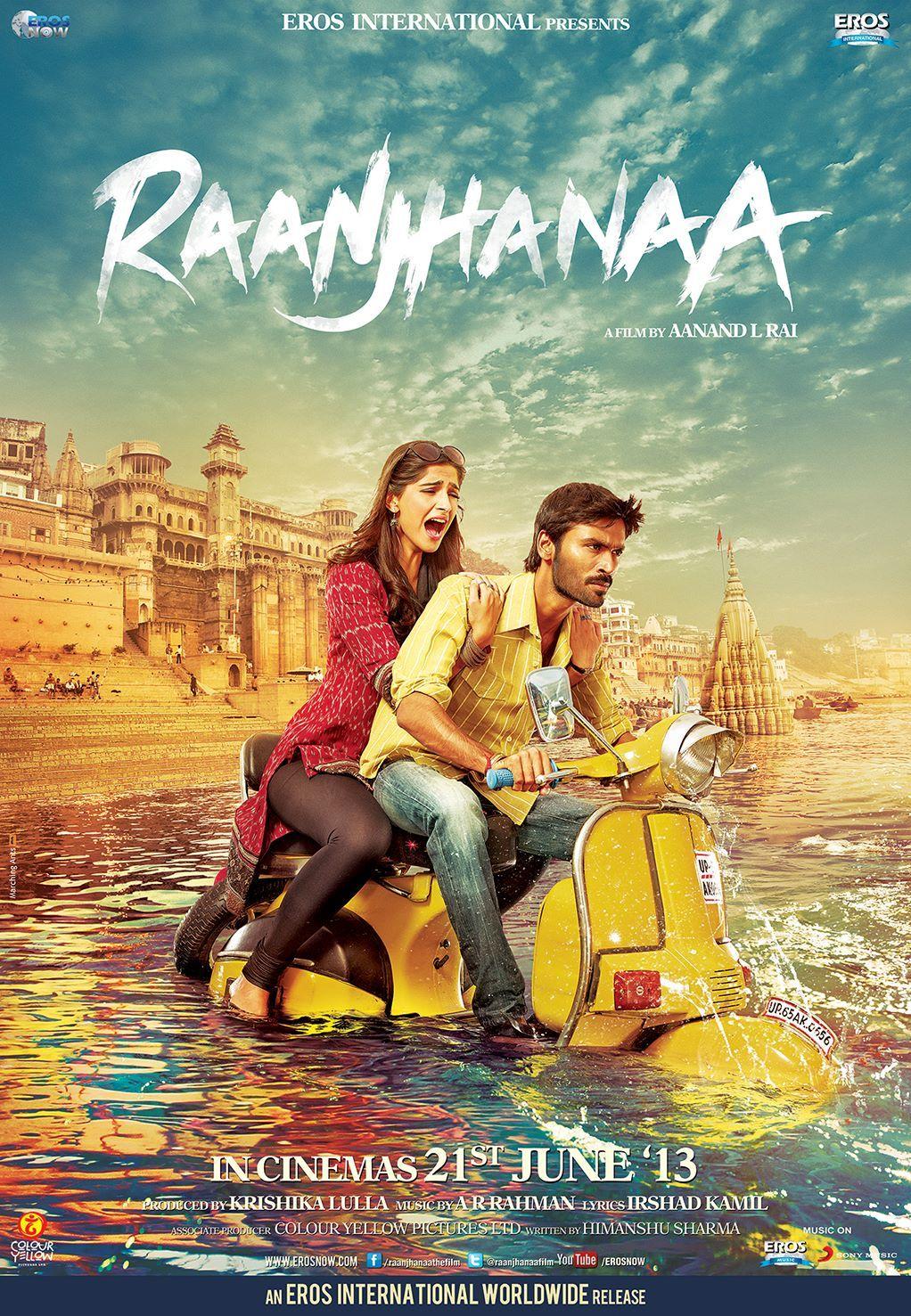 Raanjhanaa Bollywood Film Izleme