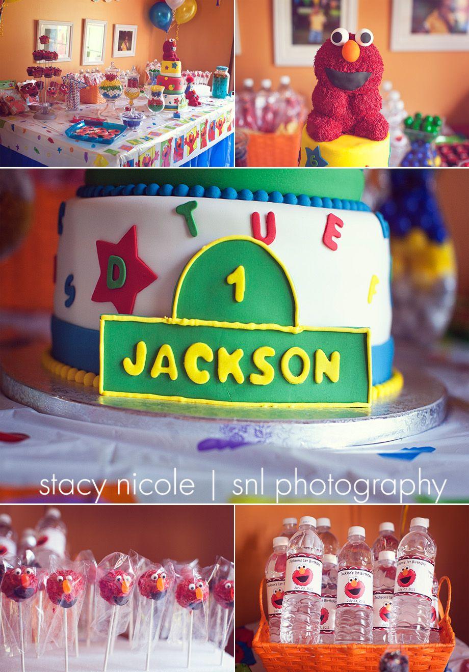 Elmo Party Elmo Party Elmo Birthday Party Boy Birthday Parties