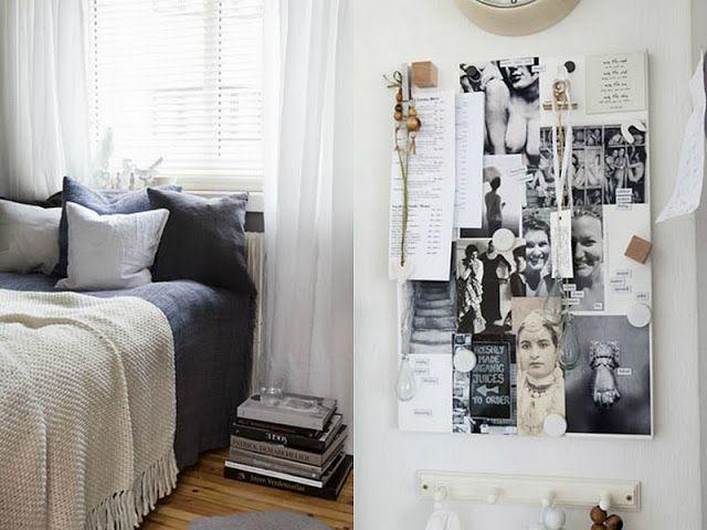 La maison dAnna G.: Blanc-gris-bois