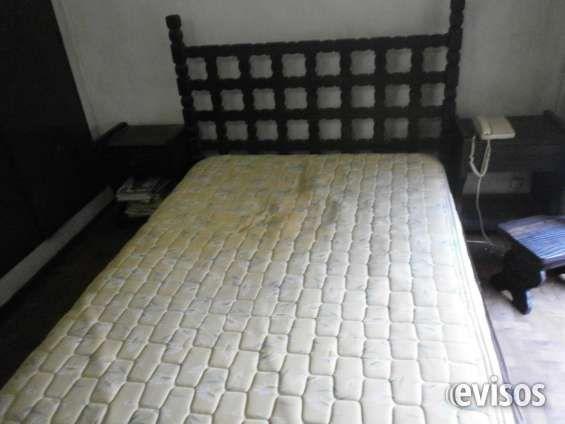 Juegos De Muebles Frailero Negro Comedor Y Dormitorio Juegos de ...