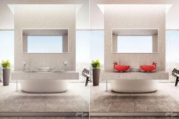 das moderne badezimmer mit wellness atmosphre 12 spa design ideen atmosphare badezimmer