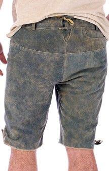 German leather trousers Hardo denim