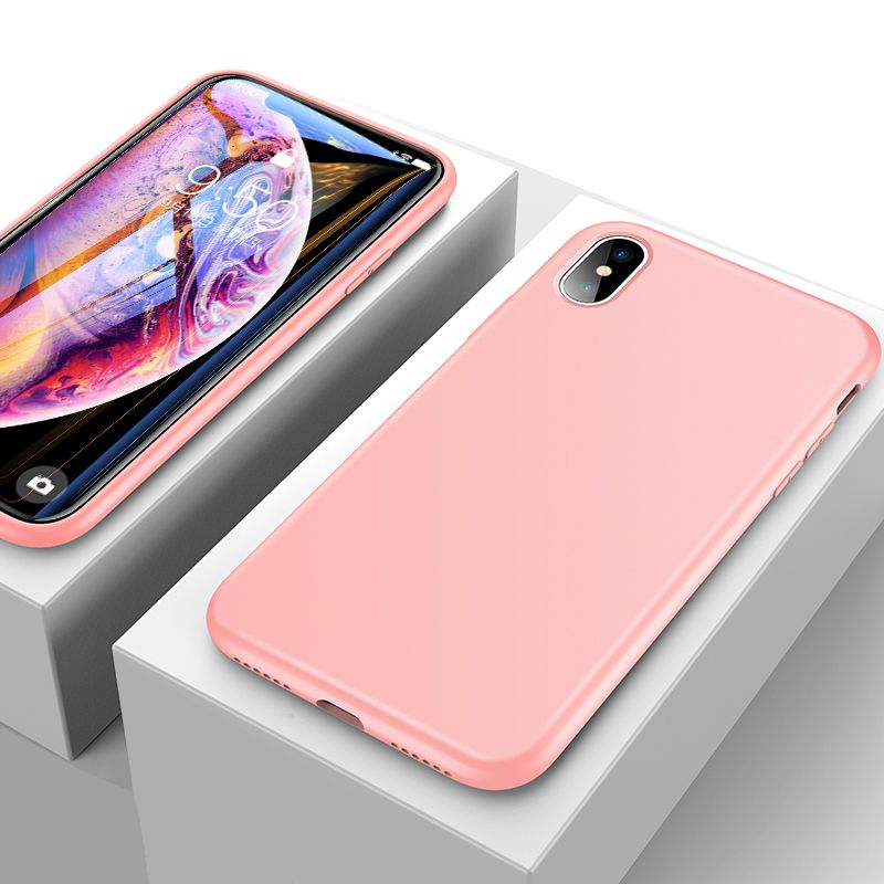 Ultra Thin All Inclusive Iphone X Xs Xr Max Silicone Case Ipxsm01 Cheap Cell Phone Case With Keyboard For Sale Iphone Silicon Case Iphones For Sale