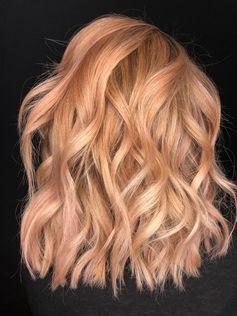 Erdbeerblond: der schönste Blond-Trend für 2019 | ELLE