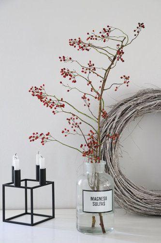 die sch nsten wohn und dekoideen aus dem oktober herbst pinterest weihnachten herbstdeko. Black Bedroom Furniture Sets. Home Design Ideas