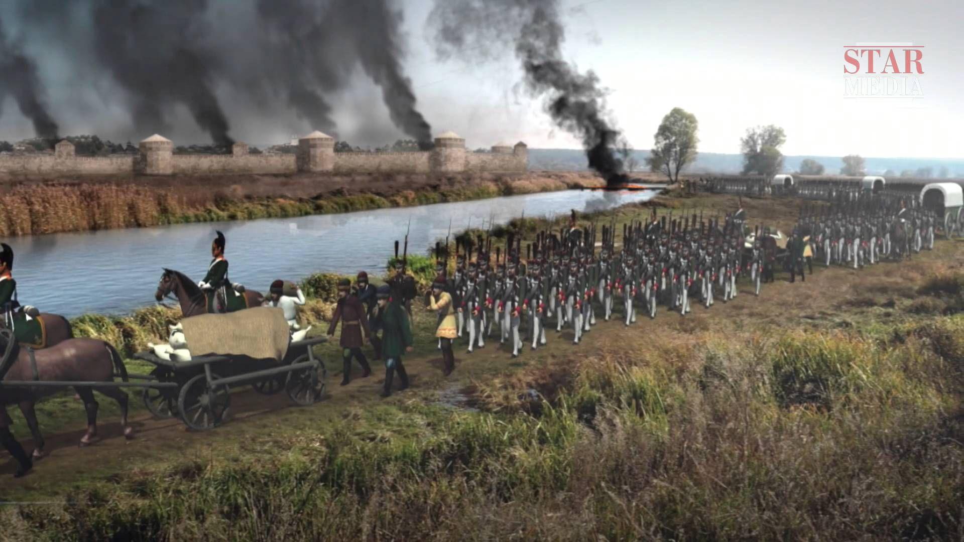 1812 Napoleonic Wars In Russia Episode 2 Documentary Film Starmedia Napoleonic Wars Documentaries Documentary Film