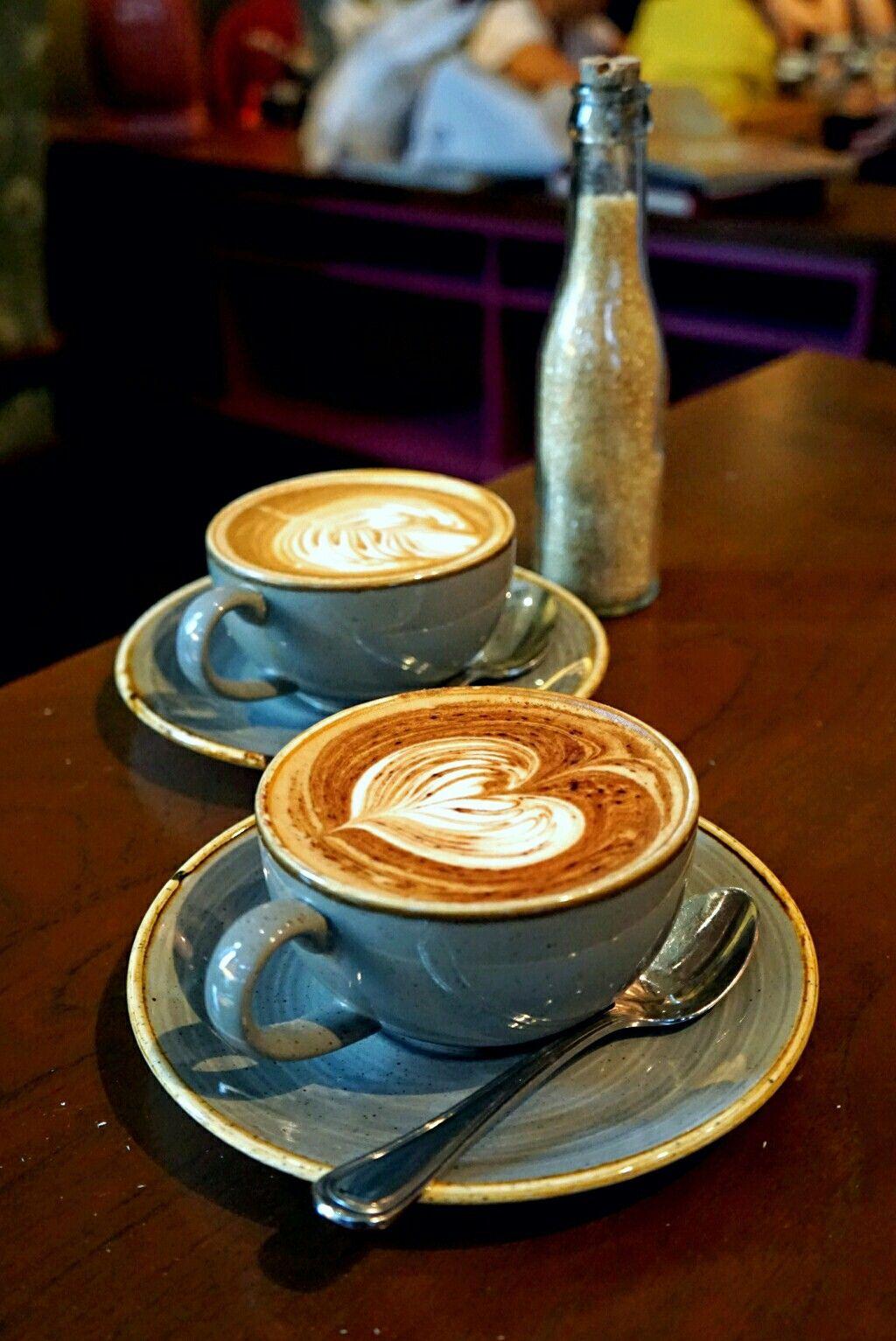 Cappuccino Flat White Wild Honey Singapore