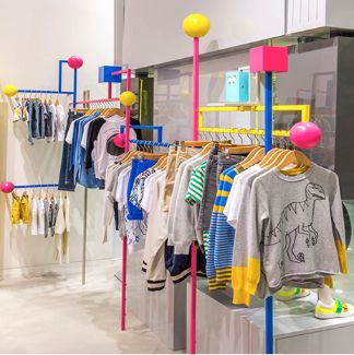 7371875b6 FIRST STELLA MCCARTNEY KIDS STORE OPENS AT OCEAN TERMINAL HARBOUR ...