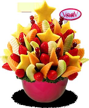 VaaV.ca Edible Fruit Arrangements Edible Bouquets