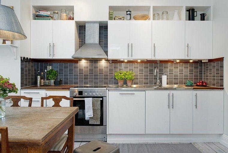 Modelos de cocinas modernas - 38 imágenes | Diseño de cocina ...