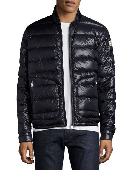 69016bae1 MONCLER Acorus Down Bomber Jacket.  moncler  cloth