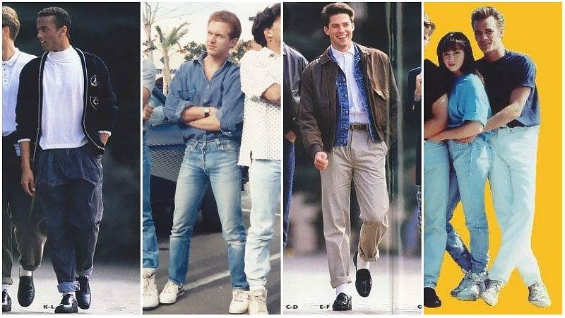 80s Fashion For Men How To Get The 1980 S Style Mens 80s Outfits 80s Fashion Men 80s Fashion Trends