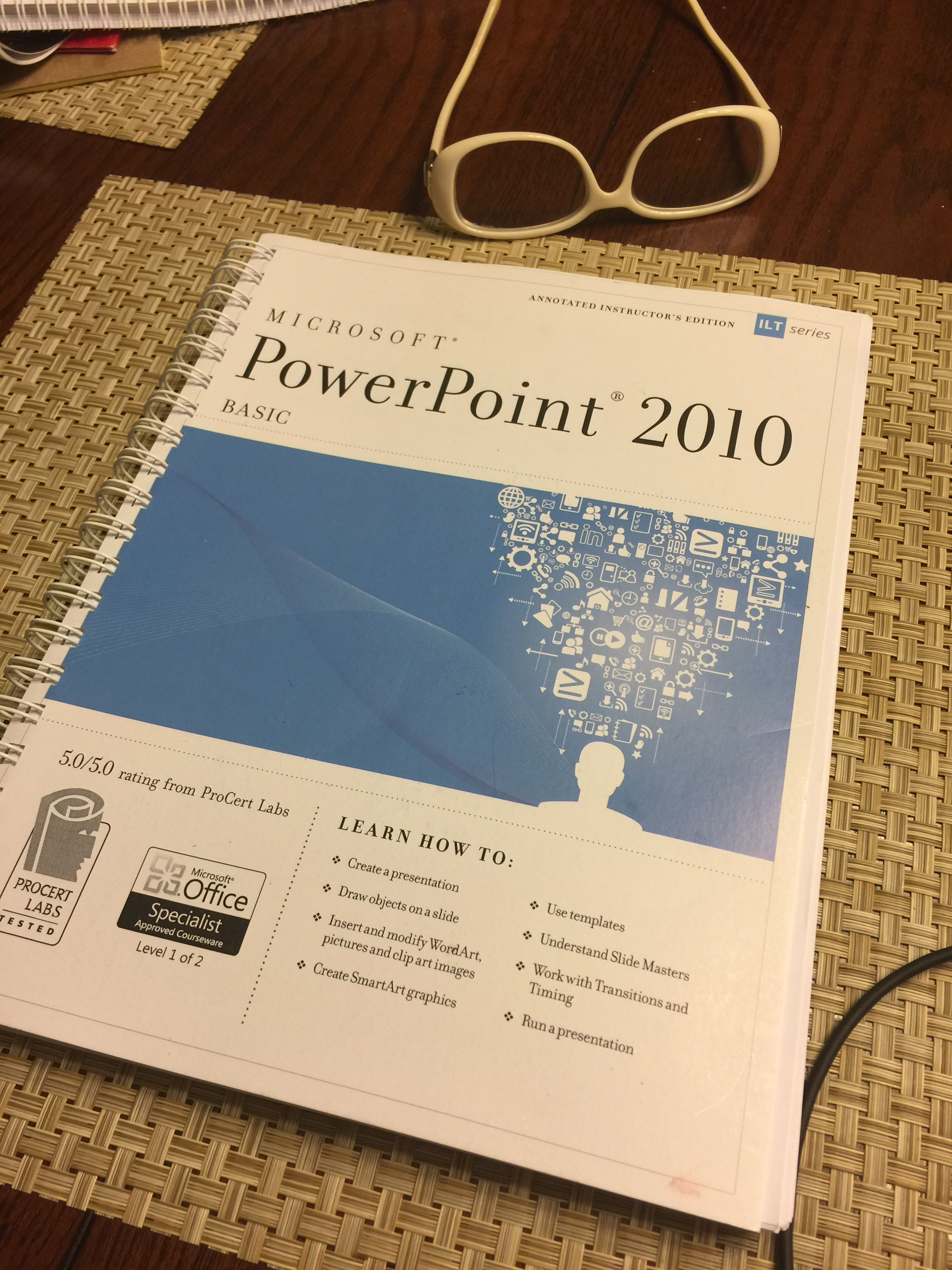 here s the powerpoint basic manual i received from computer training