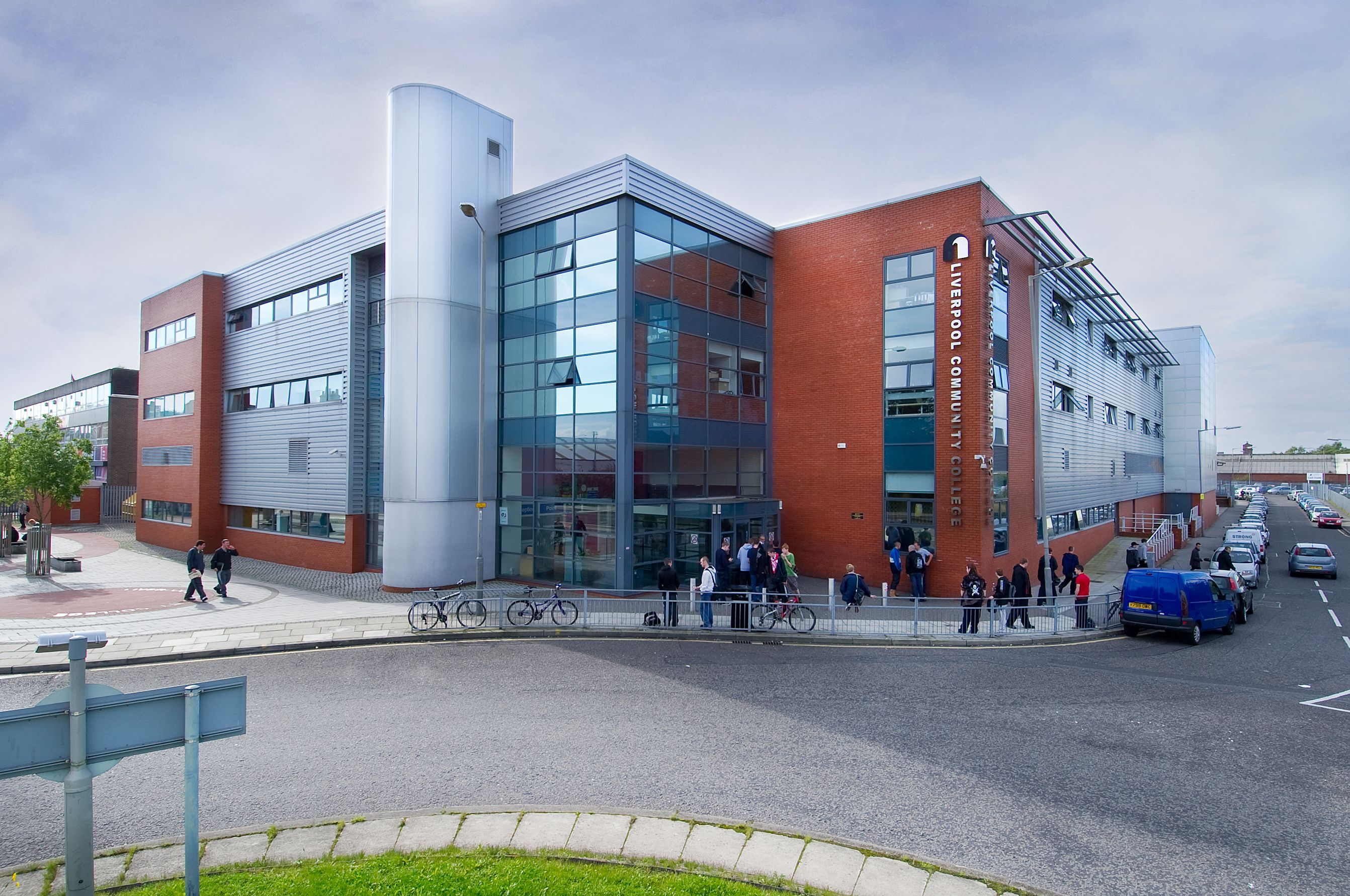 Vauxhall Road Campus Liverpool