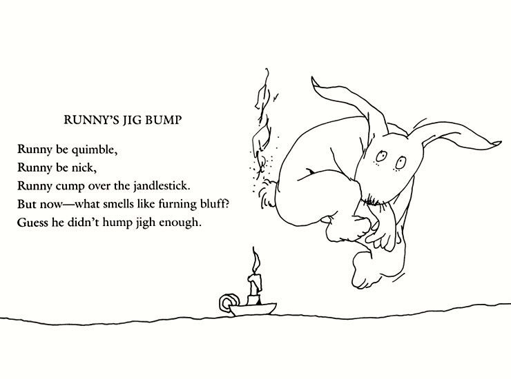 Funny Poems By Shel Silverstein: I Am Surprised To See That Spoonerism Is Even Used In