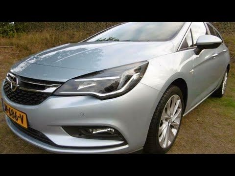 Opel Astra Turbo Sports Tourer Edition Opendak Lm Velgen I