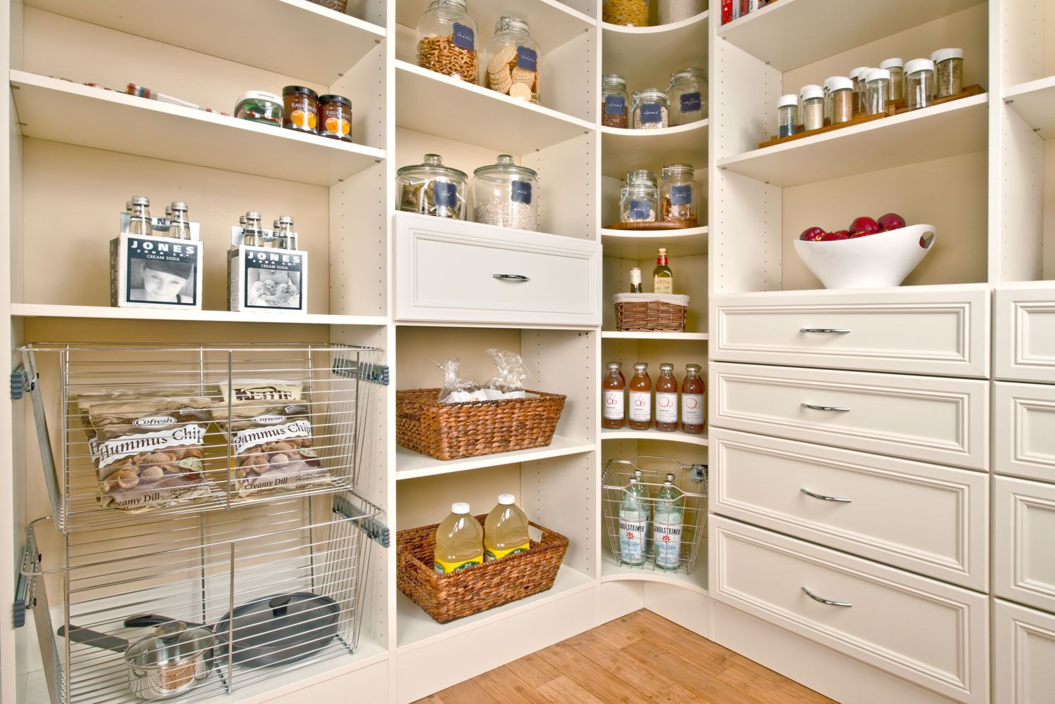 Importance Of Pantry Shelving Systems Pantry Shelving Shelves