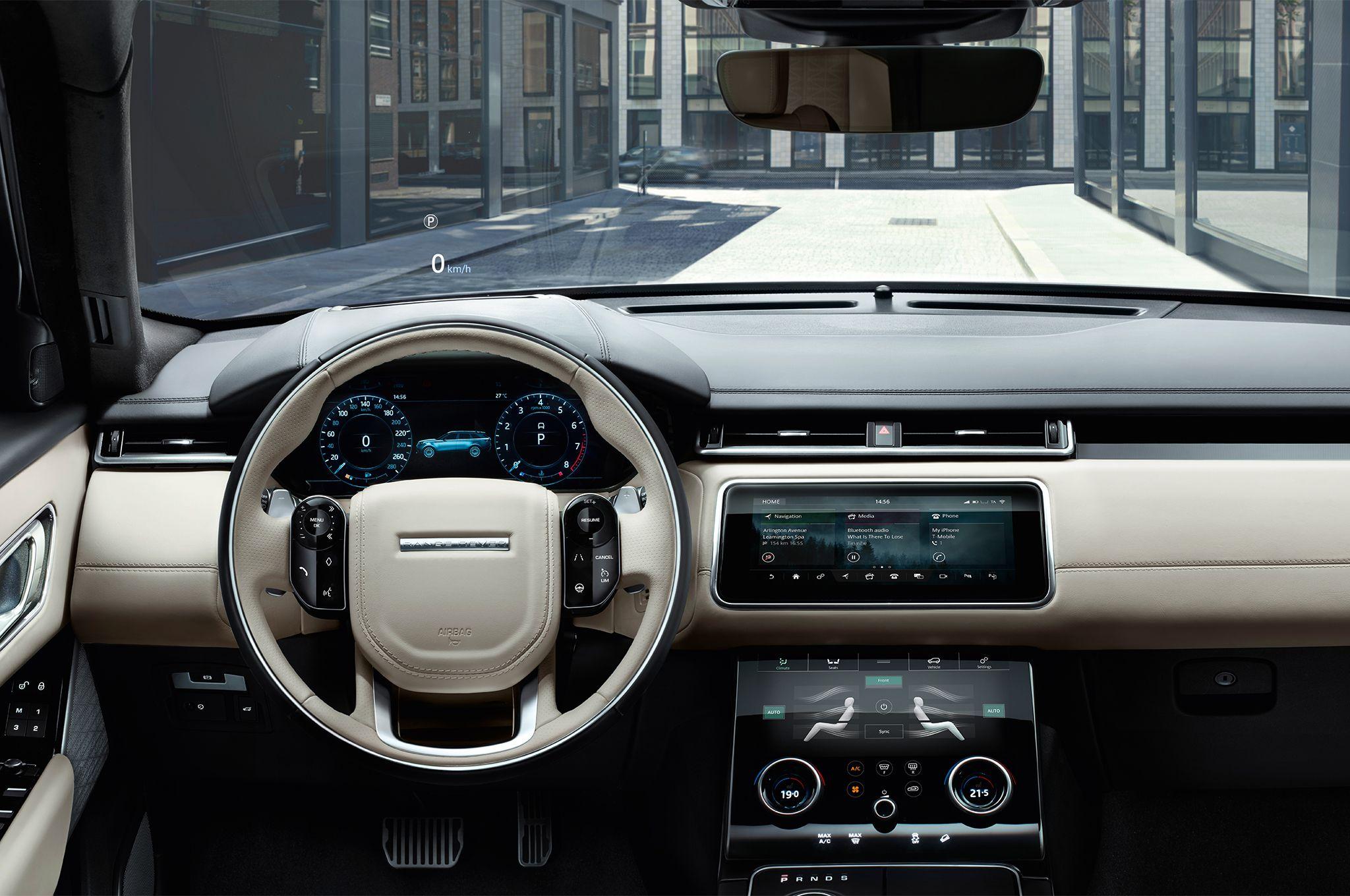 Like The Range Rover Evoque The Stunning Velar Looks Like It S