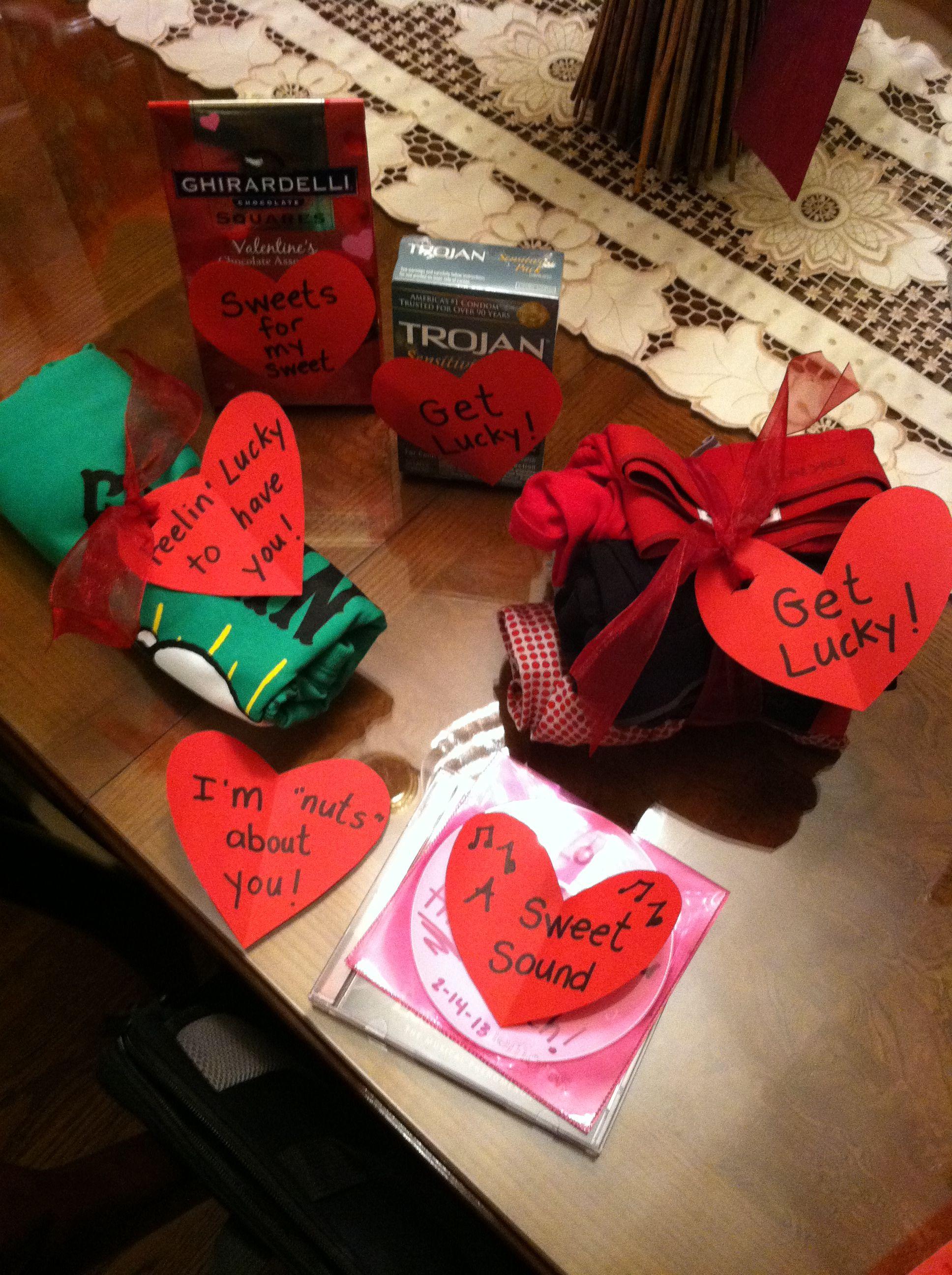 Valentine s Day for my man-