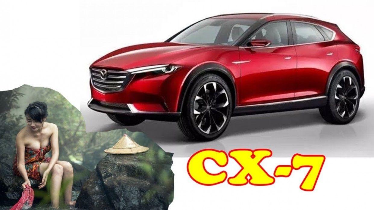 Mazda Cx 7 2020 First Drive Mazda Cx 7 Mazda Best American Cars