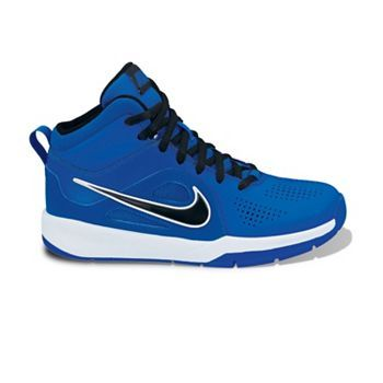 info for 37cb6 897be Nike Team Hustle D 6 Basketball Shoes - Grade School Boys