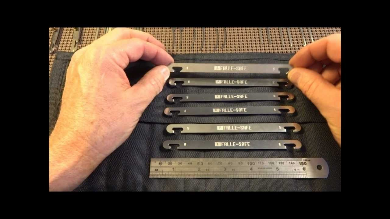 84 review fallesafe pick kit lockpicking locks