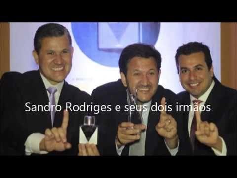 Hinode Sandro Rodrigues E Seus Dois Irmaos Duas Irmas Sandro E