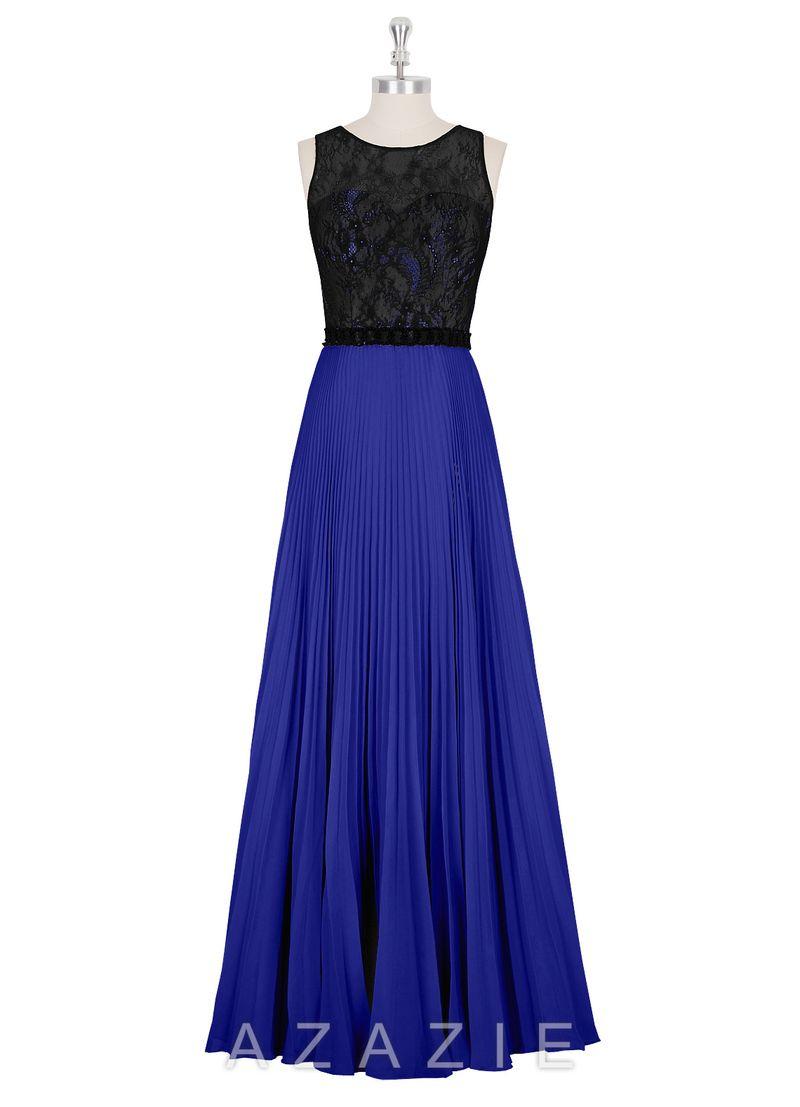 Mayra bridesmaid dress cobalt blue weddings and wedding