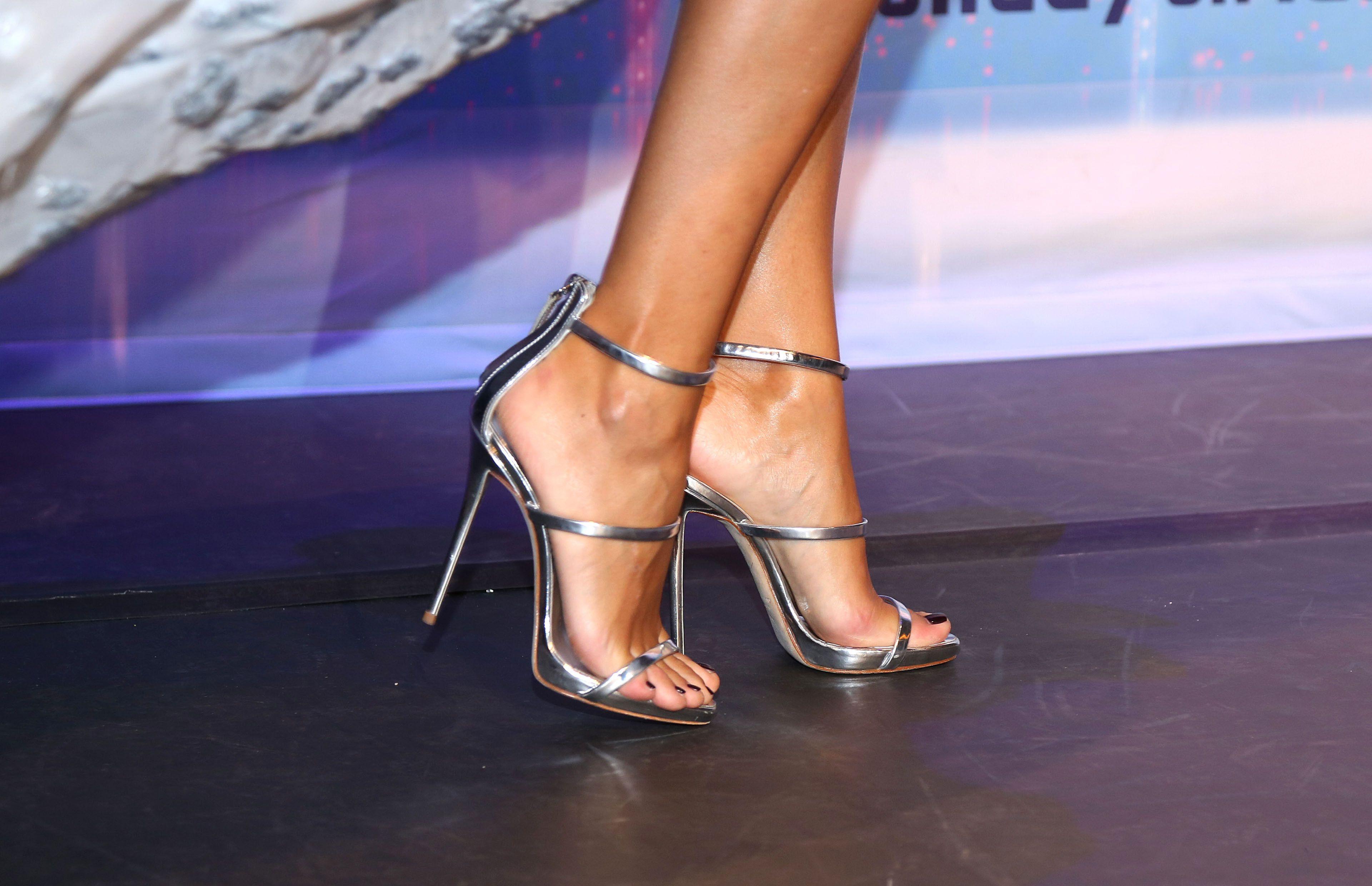 Sylvie Meiss Feet